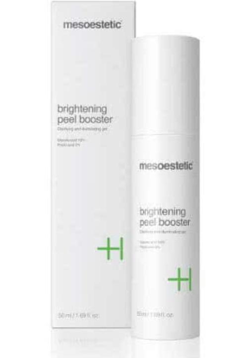 mesoestetic brightening peel booster 50ml