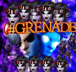 #GRENADE COVER ART