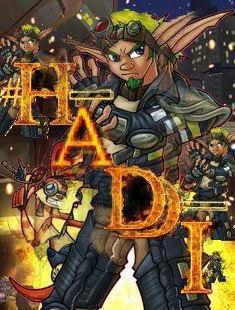 #HADI COVER ART