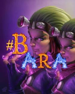 #BARA COVER ART