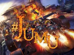 #JUMU COVER ART