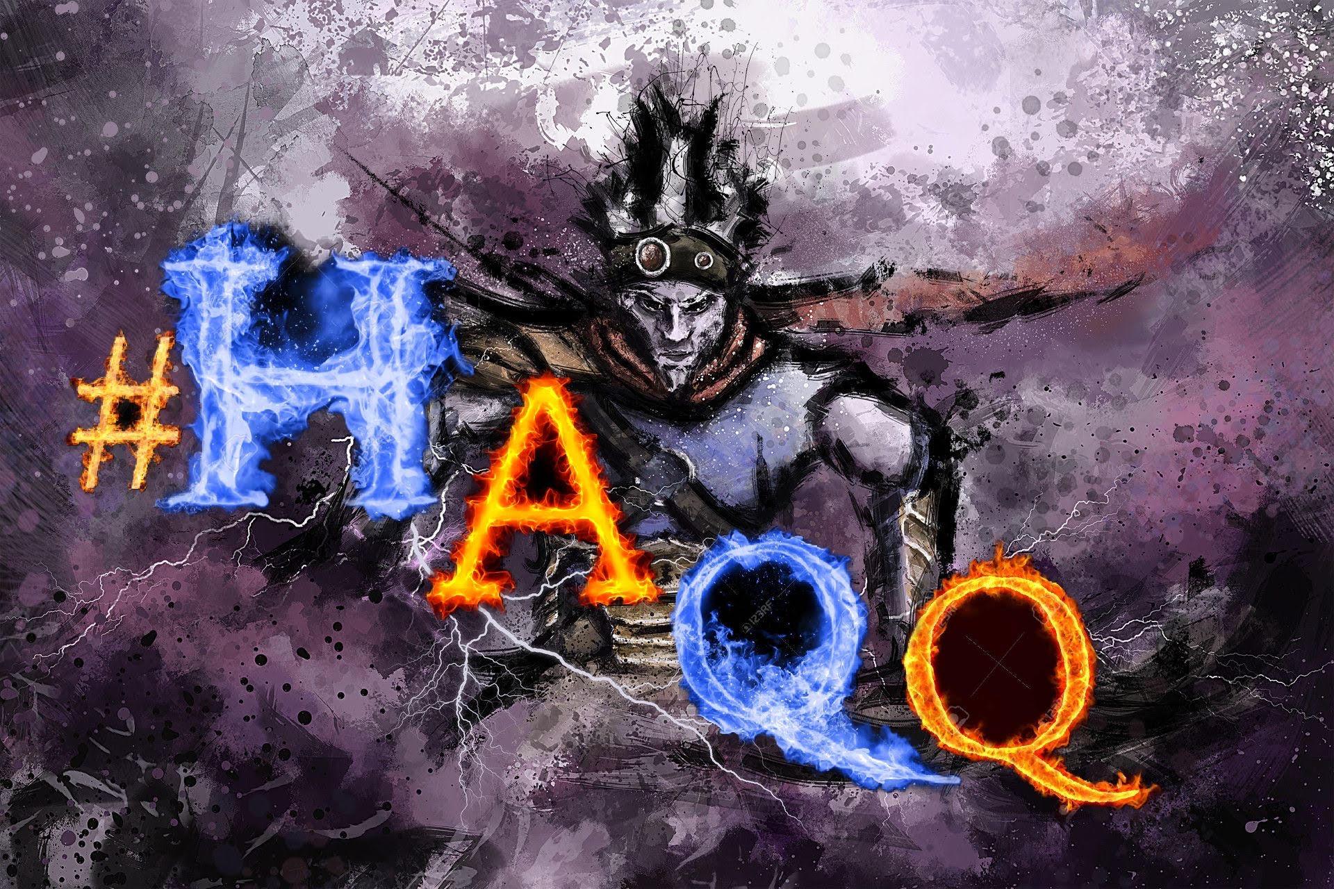 #HAQQ COVER ART