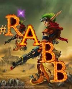 #RABB COVER ART