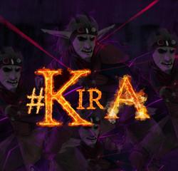 #KIRA cover art