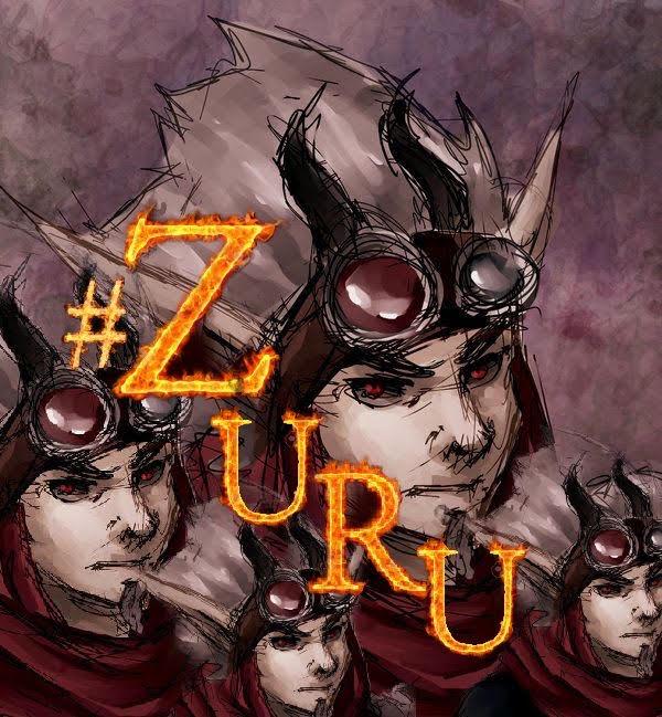 #ZURU  cover art