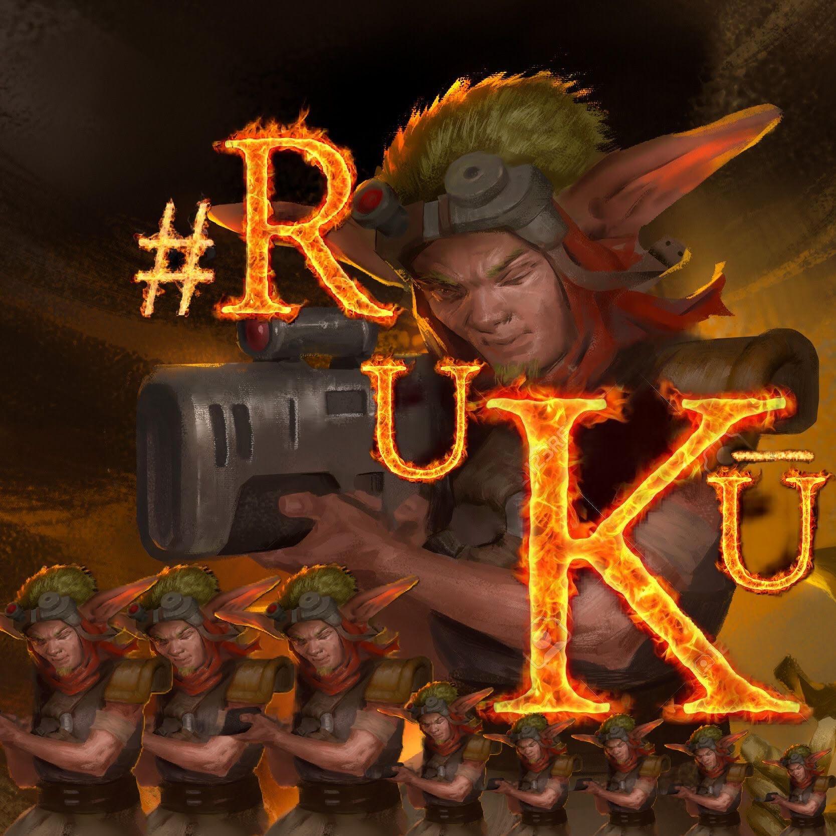#RUKU COVER ART