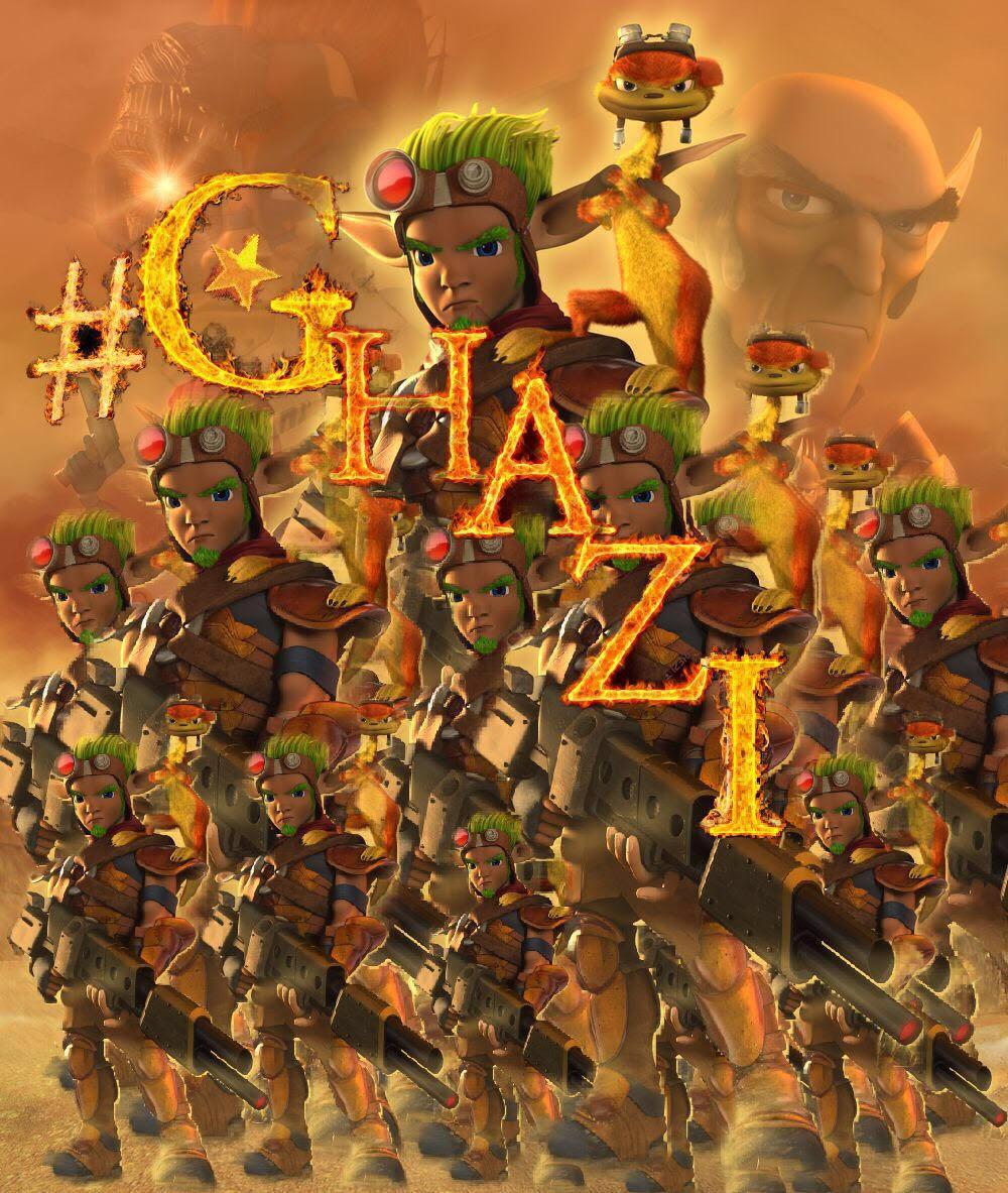 #GHAZI COVER ART