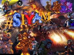 #SIYAM COVER ART