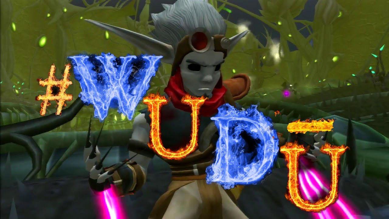 #WUDU COVER ART