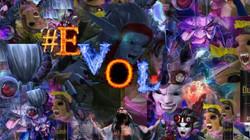 #EVOL COVER ART