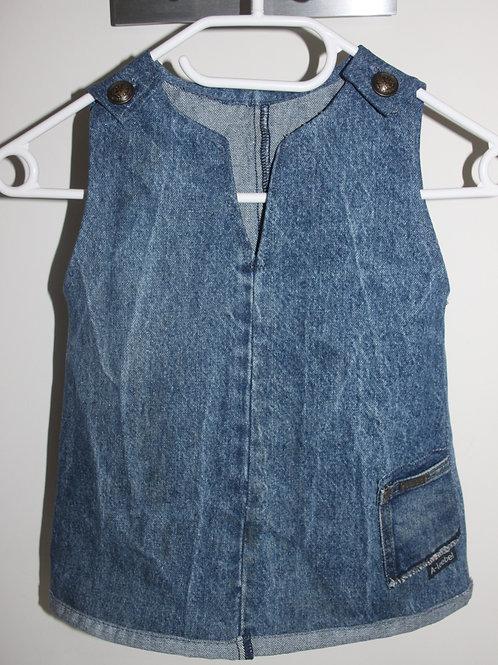 Jurkje van oude jeans