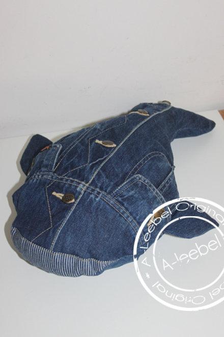 Walvis van jeans