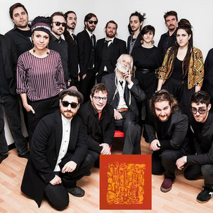 NORTH EAST SKA JAZZ ORCHESTRA | Nuevo disco