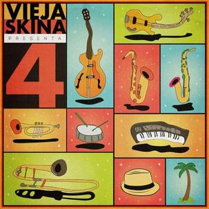 VIEJA SKINA | Nuevo EP