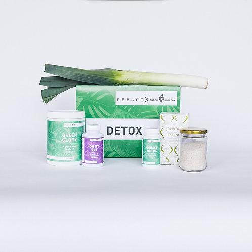 Detox/Cleanse - 3 days pro