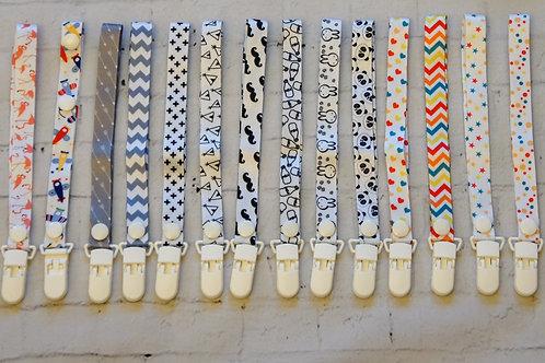 Ribbon Print Dummy Clasp