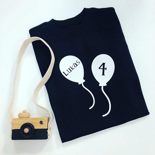 Birthday Balloon T-Shirt