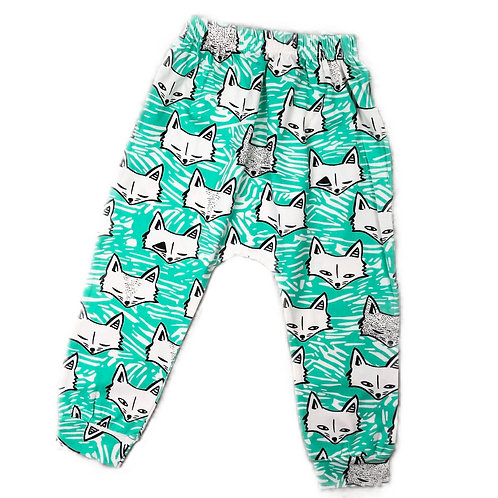 Fox Harem Pants