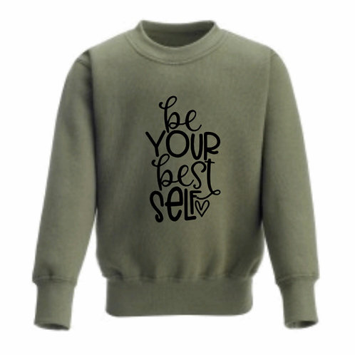 Be Your Best Self Jumper