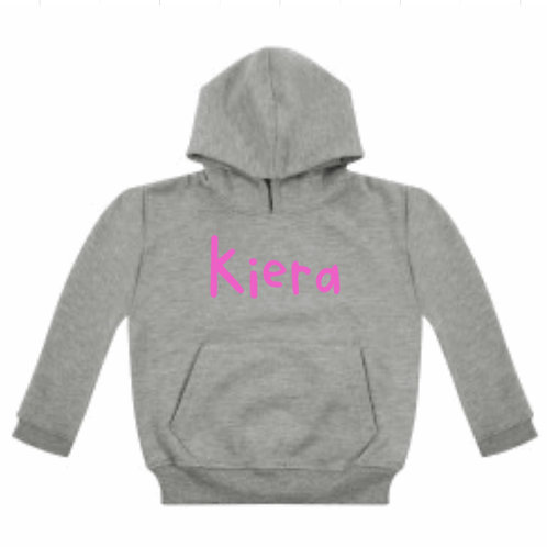 Childs Play Font Hoodie