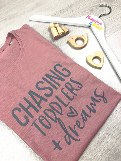 Chasing Toddlers and Dreams