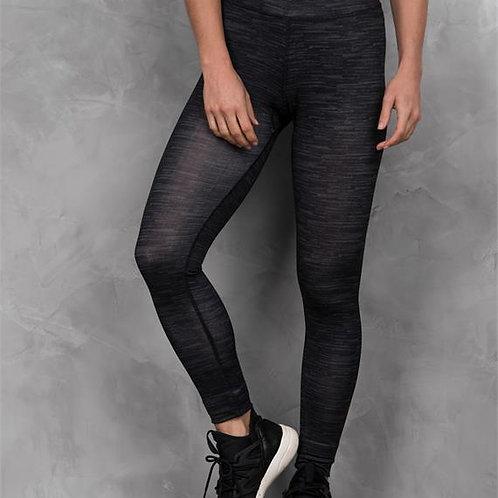 Ladies Charcoal Leggings