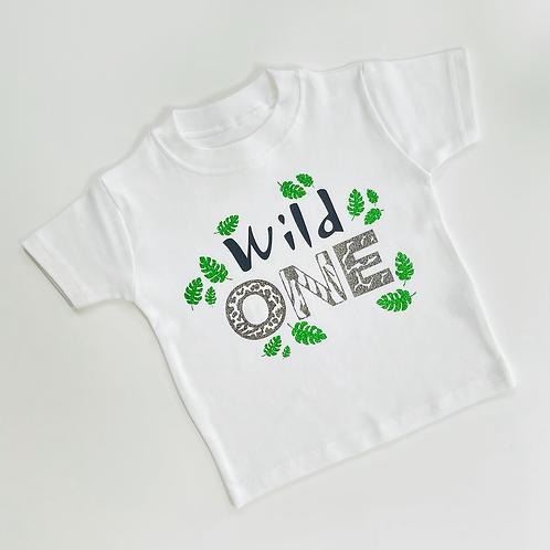 WILD Birthday T-shirt