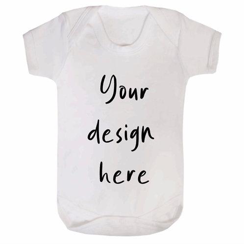 Custom Baby Vest