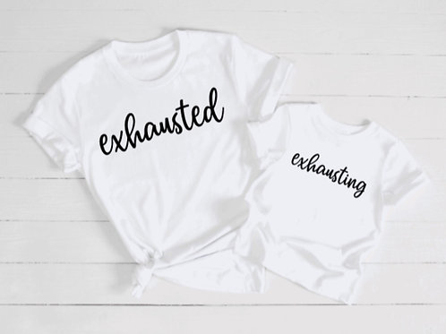 Exhausted/Exhausting Set