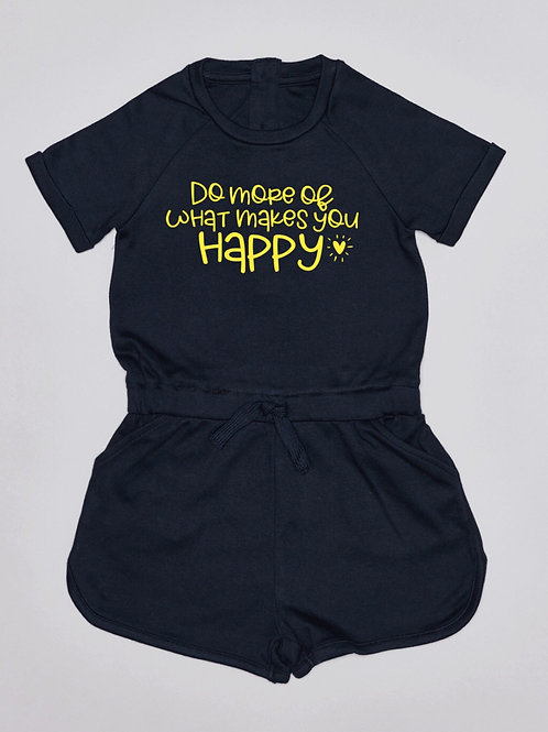 Do more of what makes you happy Playsuit