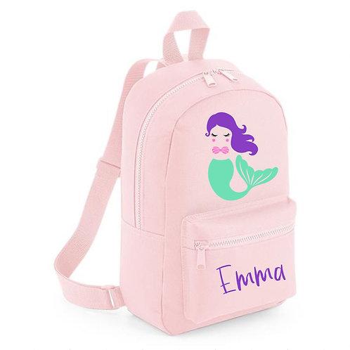 Mermaid Mini Backpack