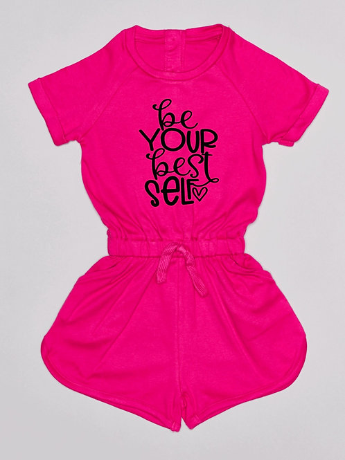Be your best self Playsuit
