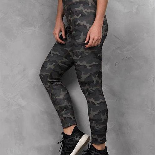 Ladies Army Camo Leggings