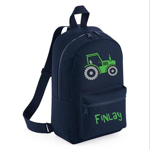 Tractor Mini Backpack