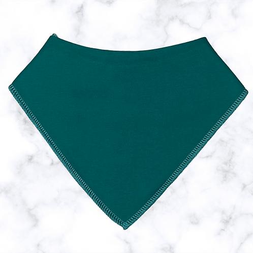 Jade Green Dribble Bib