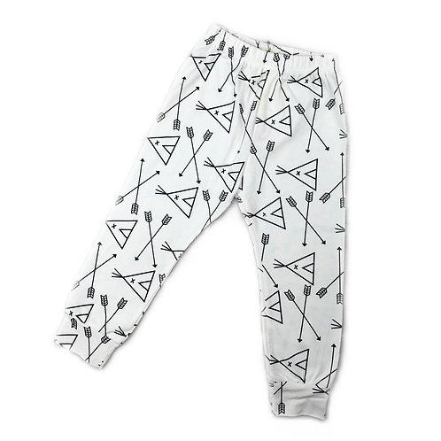 Teepee and Arrow Harem Pants