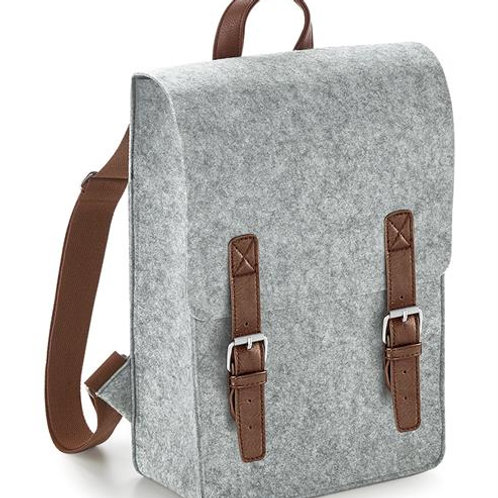 Felt Backpack