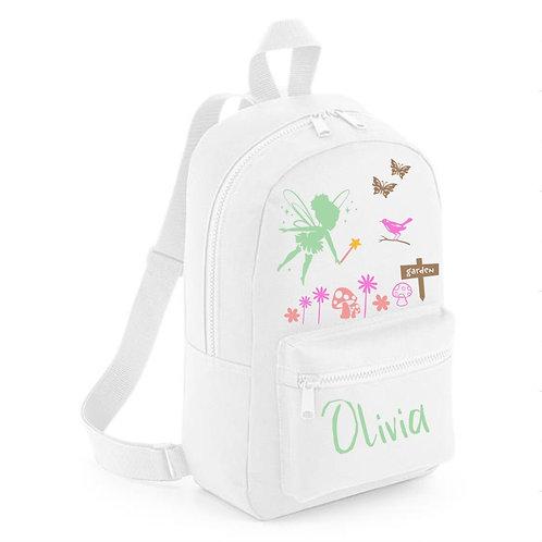 Fairy Garden Mini Backpack