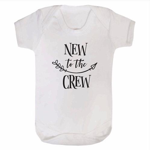 New to the Crew Vest