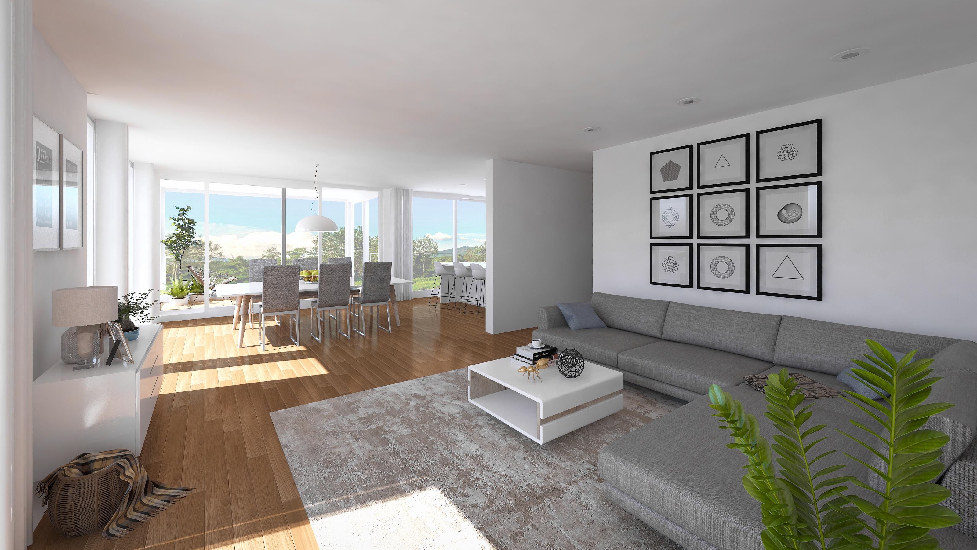 Verkauf: moderne Attika-Wohnung