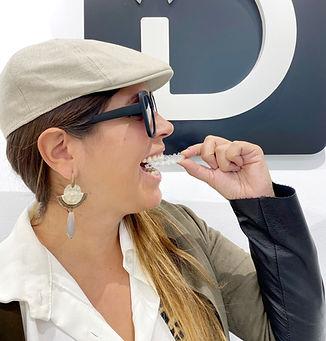 Ortodoncia estética Indisson