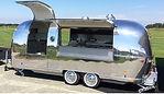 Airstream mobiele keuken