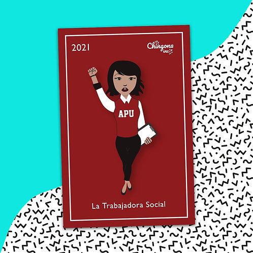 La Trabajadora Social APU 2021 PNG