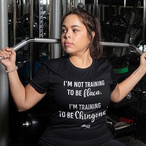 Training to be Chingona! Premium T-Shirt