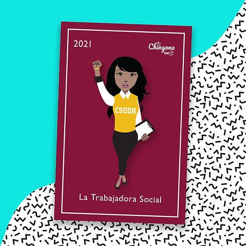 La Trabajadora Social CSUDH 2021 PNG