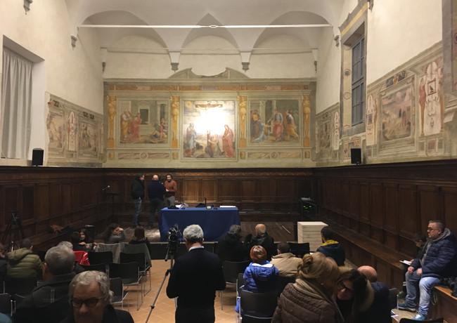 Evento Zaccagni a Gubbio