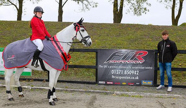 Codham Park Equestrian FTR Suspension Legue Winner image by Spencer Moret