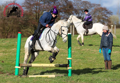 Codham Park Equestrian Coach Kelsey May