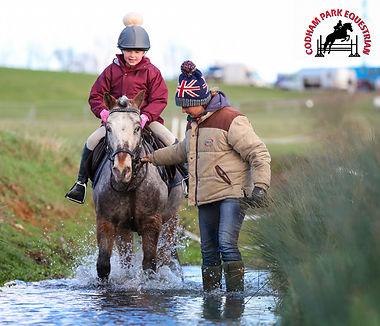 Codham Park Equestrian Jumpcross Training