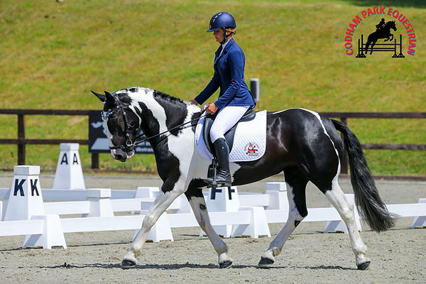 Codham Park Equestrian Coach Kelsey May